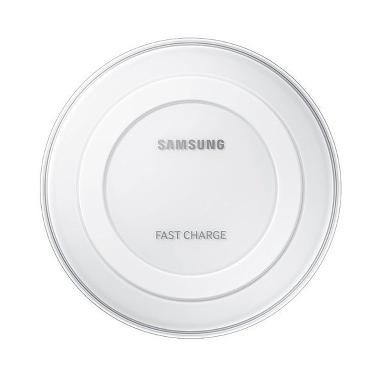 Samsung Fast Charger Putih Wireless Charger Pad White