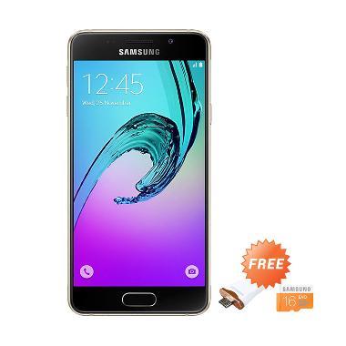 Jual Samsung Galaxy A3 SM A310 Smartphone