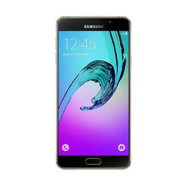 Samsung Galaxy A7 2016 Smartphone - Gold [RAM 16 GB/ 3GB]