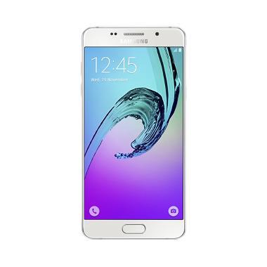 Samsung Galaxy A7 2016 Smartphone - White [16 GB]