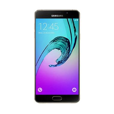 Samsung Galaxy A7 SM-A710 Smartphone - Hitam