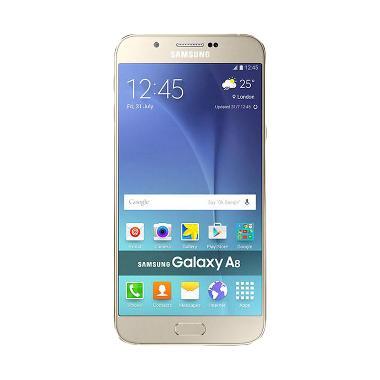 Samsung Galaxy A8 Smartphone - Gold