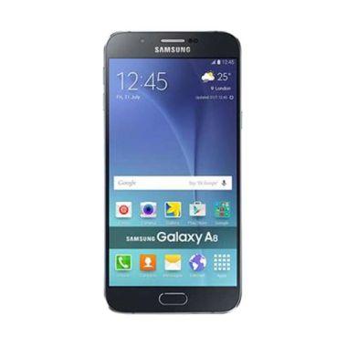 Samsung Galaxy A8 SM-A800 Smartphone - Black