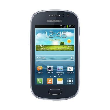 Samsung Galaxy Fame Metallic Smartphone - Blue