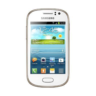 Samsung Galaxy Fame S6810 (White, 4 GB)