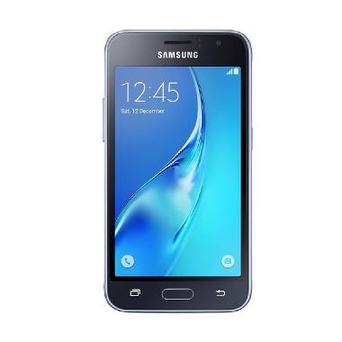 Samsung Galaxy J1 2016 J120 Smartphone - Hitam [8GB/ 1GB]
