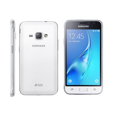 Samsung Galaxy J1 2016 SM-J120G Smartphone - White