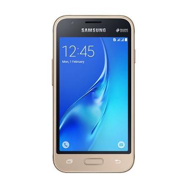 Samsung Galaxy J1 2016 Smartphone - Gold [8 GB]