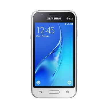Samsung Galaxy J1 2016- J120 - Putih [1 GB/8 GB]