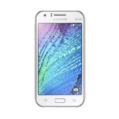 Samsung Galaxy J1 Ace Putih Smartphone [LTE /8 GB]