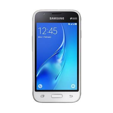 Samsung Galaxy J1 mini SM-J105F Smartphone - White [8 GB]