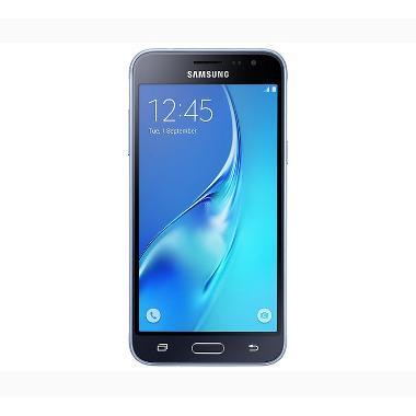Samsung Galaxy J3 SM-J320 Smartphone - Black [Garansi Resmi]
