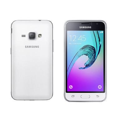 Samsung Galaxy J3 Smartphone - White