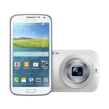 Samsung Galaxy K Zoom Smartphone - Putih