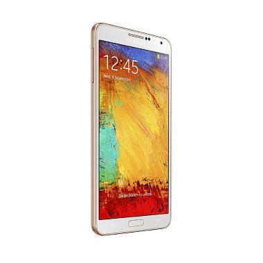 harga Samsung Galaxy Note 3 N9000 Smartphone - Rose Gold White Blibli.com