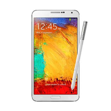 Samsung Galaxy Note 3 N9000 Smartphone - White [32GB/ 3GB]