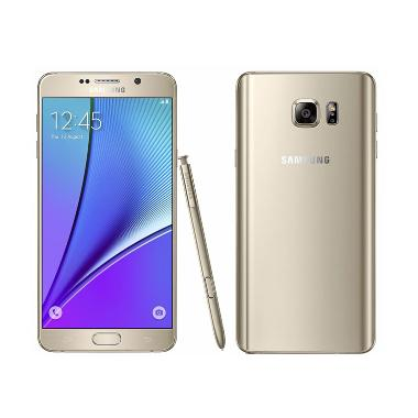 Samsung Galaxy Note 5 Smartphoe - Gold