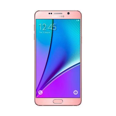 Samsung Galaxy Note 5 Smartphone - Pink [LTE - 32 GB]
