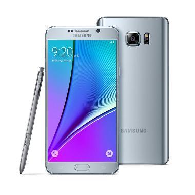 Samsung Galaxy Note 5 Smartphone - Silver