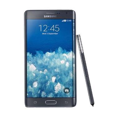 harga Samsung Galaxy Note Edge Smartphone - Black [32GB/ 3GB] Blibli.com