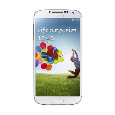 Samsung Galaxy S4 GT-I9500 Smartphone - Putih [16 GB]
