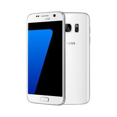 Samsung Galaxy S7 Edge Smartphone - Silver [32 GB]