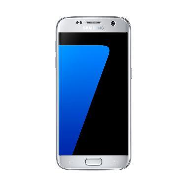 Samsung Galaxy S7 SM-G930 Smartphone - Silver [32GB/ 4GB]