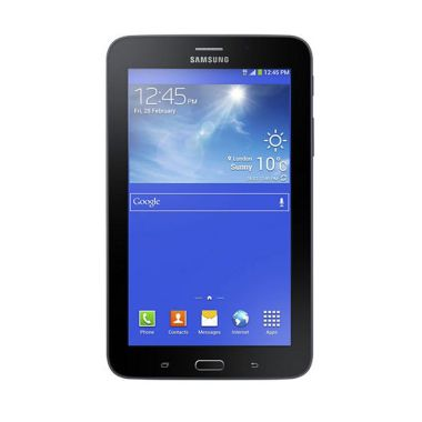 Samsung Galaxy Tab 3V Tablet - Hitam [8GB/ 1GB]