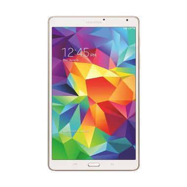 Samsung Galaxy Tab S 8.4 Inch SM-T705NT Tablet - Dazzling White