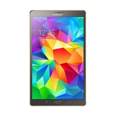 Samsung Galaxy Tab S 8.4 Inch SM-T705NT Tablet - Titanium Bronze