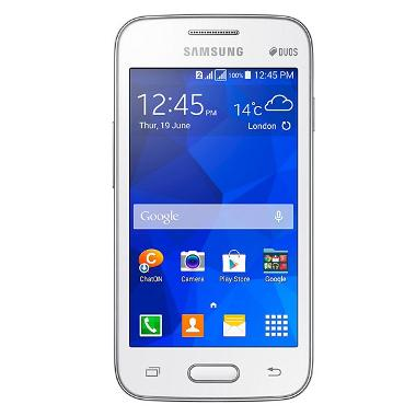 Samsung Galaxy V Plus G318 Smartphone - White