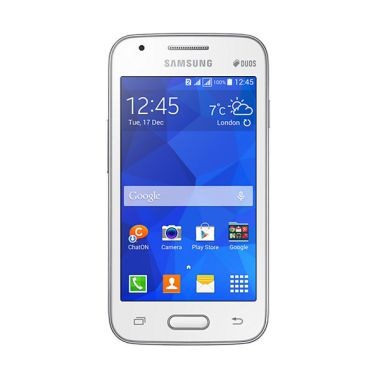 Samsung GALAXY V Plus SM-G318H Smartphone - White [4GB]