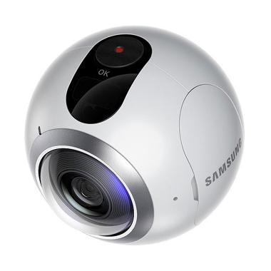 Samsung Gear 360 Spherical Action Camera (GOJEK JAKARTA)
