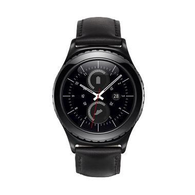 Samsung Gear S2 Classic WiFi Smartwatch - Hitam