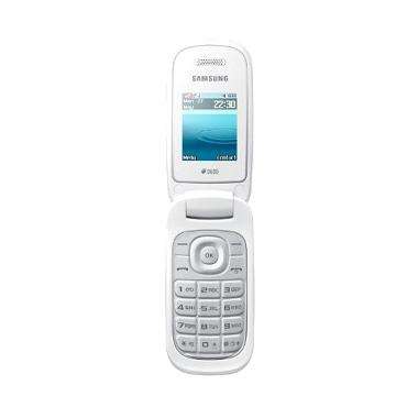 Samsung GT-E1272 Handphone - White