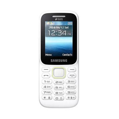 Weekend Deals Samsung Guru Music SM-B310E Handphone - White [Dual SIM]