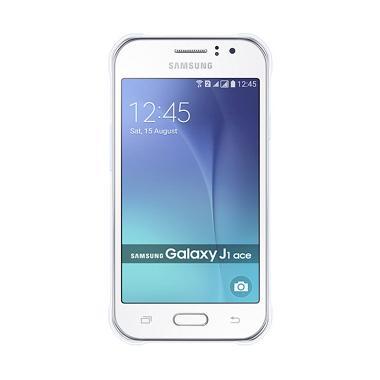 Samsung J1 Ace Duos J110G Smartphone - White [4 GB]
