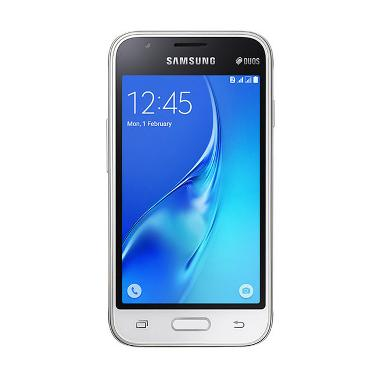 Samsung J1 Mini Duos 2016 J105 Smartphone - White