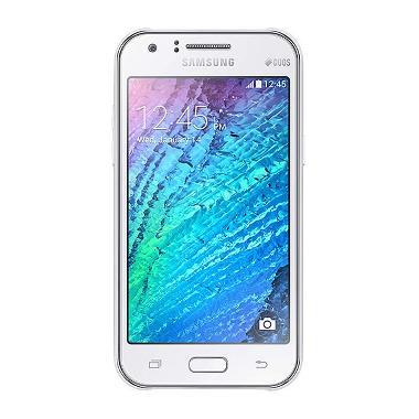 Samsung J1 White Smartphone