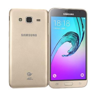 Samsung J3 SM-J320 Smartphone - Gold [8 GB]