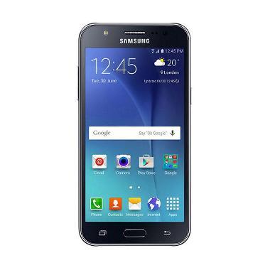 Samsung J700 Smartphone - Black [16GB/ 1.5GB]