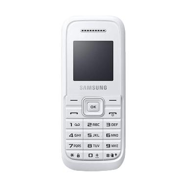 Samsung Keystone 3 B109 Handphone - Putih