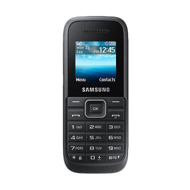 Samsung Keystone 3 B109E Handphone - Hitam