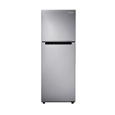 Samsung Kulkas Two Doors 370 L - RT38K5032S8 Silver