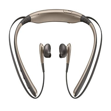 Samsung Level U Gold Bluetooth Headset