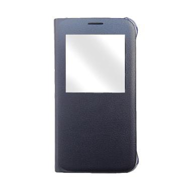 Samsung Original Flip Cover Casing for Galaxy S6 - Blue