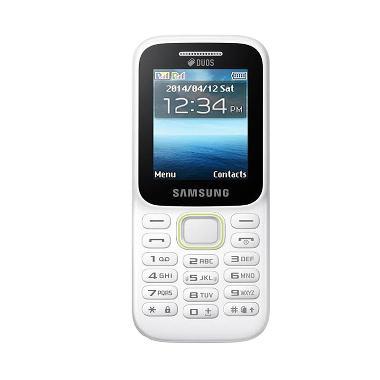 Samsung Piton B310E Handphone - Putih