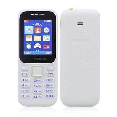 Samsung Piton SM-B310E Putih Handphone [Dual SIM]