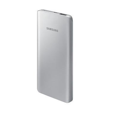 Samsung Power Bank - Silver [Real Capacity/5200 mAh]
