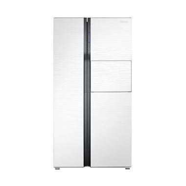 Samsung RS554NRUA1J Twin Cooling Side by Side Refrigerator [543 L]